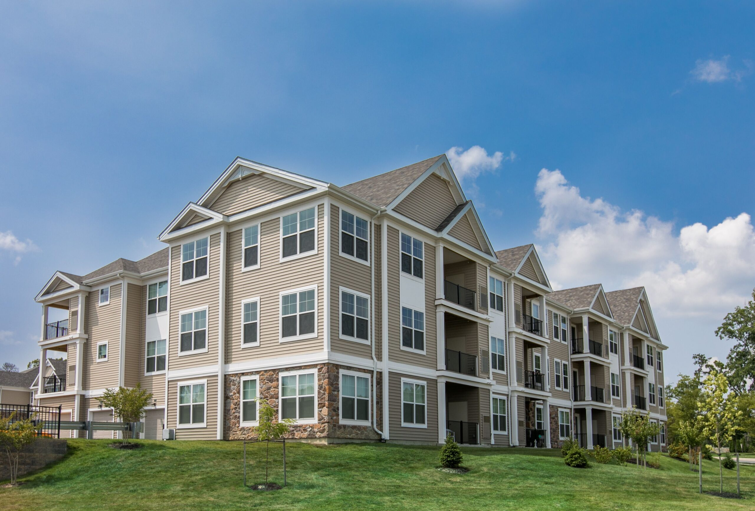 The Apartments at Charlestown Crossing, managed by Dolben, in Maryland