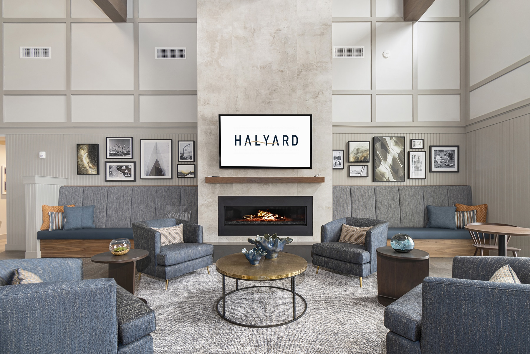 Halyard Apartments, managed by Dolben, in Gloucester, Massachusetts